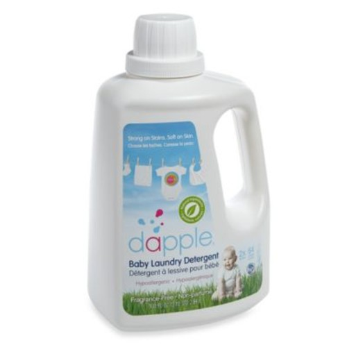 dapple 100 oz. Pure 'N' Clean Baby Laundry Detergent in Fragrance-Free