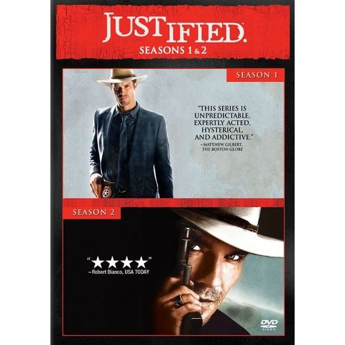 Justified: Seasons 1 and 2 [6 Discs] [DVD]