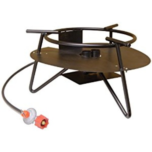 Metal Fusion C180PKHD Outdoor Double-Propane Cooker, 180,000 BTU [1]