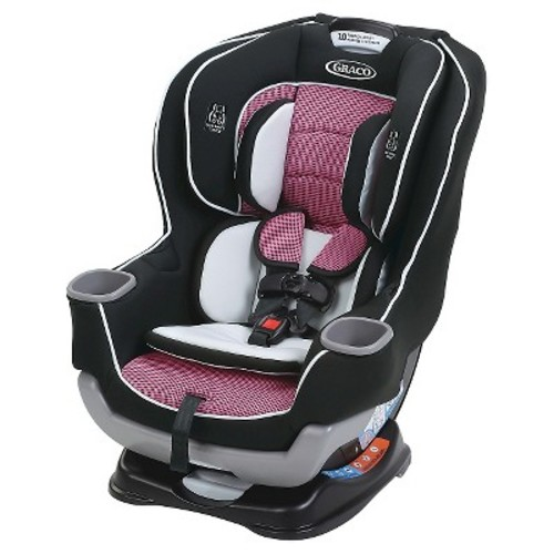 Graco Extend2Fit 65 Convertible Car Seat - Rosie