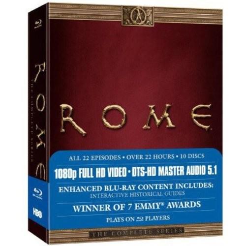 Rome - Rome: Complete Series [Blu-ray]