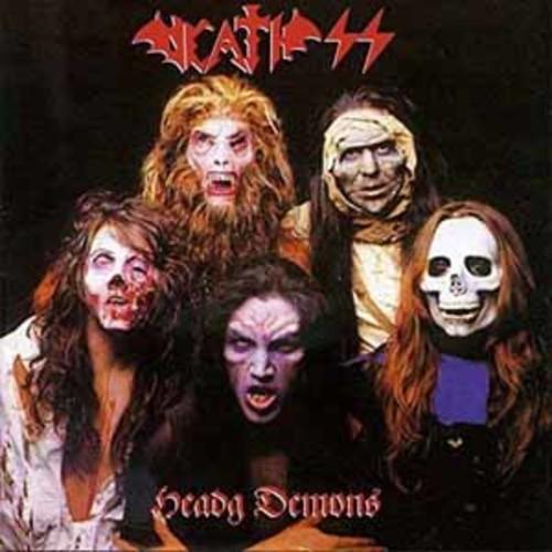 Death SS - Heavy Demons [Vinyl]