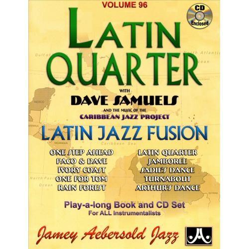 in Quarter: Latin Jazz Fusion [CD]