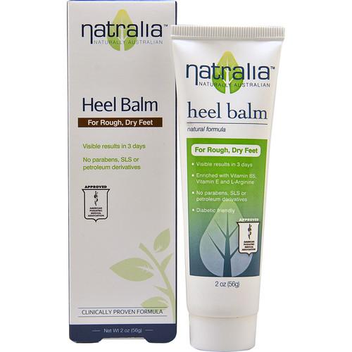 Natralia Heel Balm Fragrance Free -- 2 oz