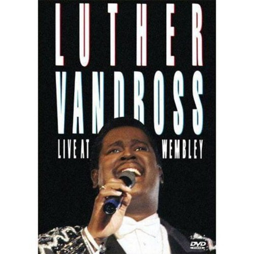 Luther vandross live at wembley (DVD)