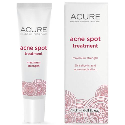 Acure Organics Acne Spot Treatment -- 0.25 fl oz