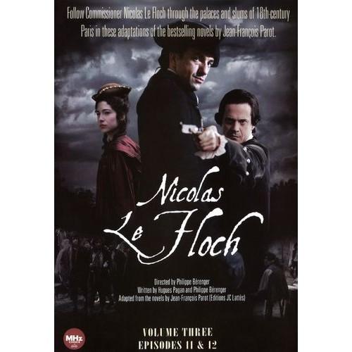 Nicolas Le Floch: Volume Three - Episodes 11 & 12 [2 Discs] [DVD]