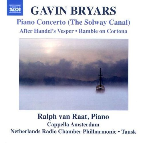 Gavin Bryars: Piano Concerto (The Solway Canal) [CD]