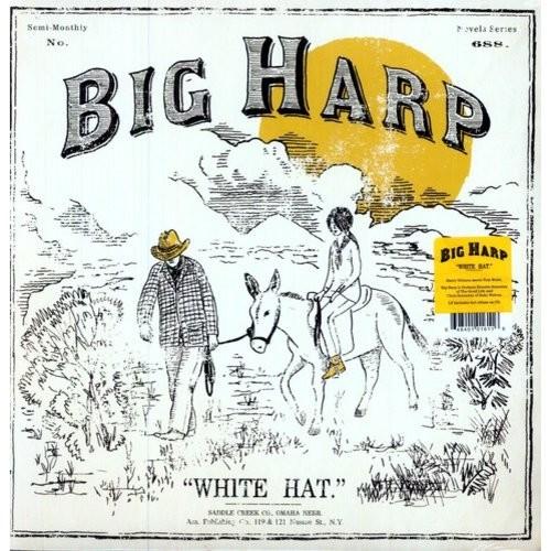 White Hat [LP] - VINYL
