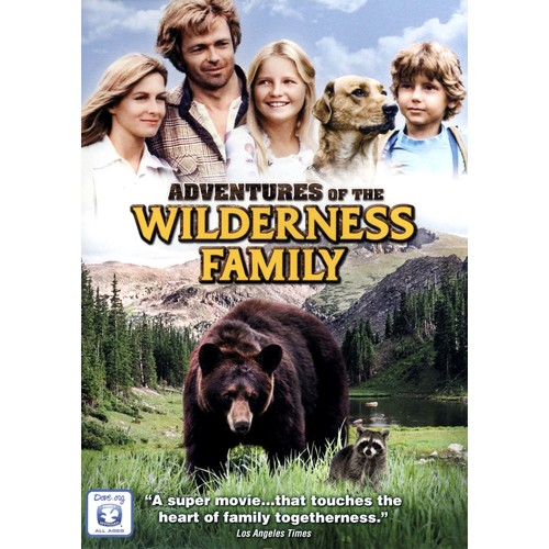 The Adventures of the Wilderness Family [DVD] [1975]