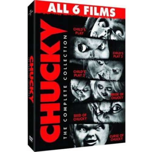 Chucky: Complete Collection [6 Discs] - (Limited Edition) (Boxed Set) - DVD
