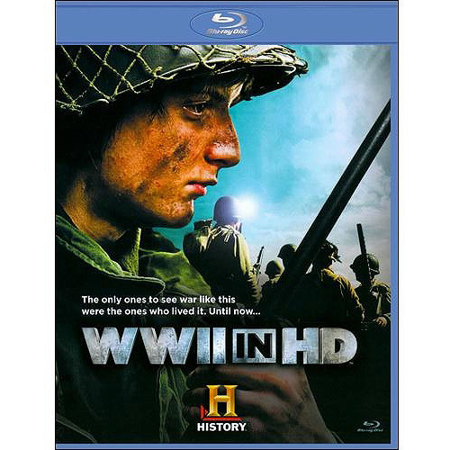 WWII in HD (Blu-ray)