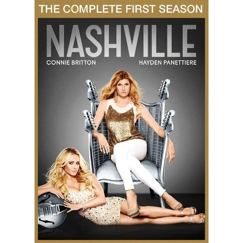 Nashville: The Complete First Season [5 Discs] [DVD]