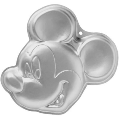 Wilton Disney Mickey Mouse Aluminum Cake Pan