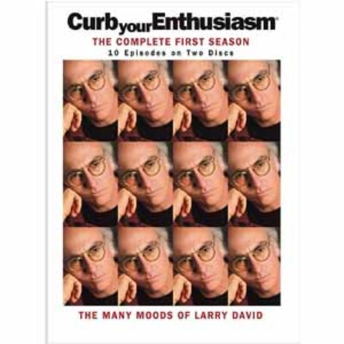 Curb Your Enthusiasm: The Complete First Season [DVD]