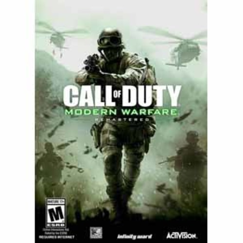 Call of Duty: Modern Warfare Remastered - PC