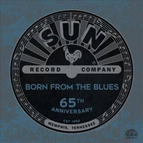 Various - Sun Records 65th Anniversary:Born Fro (CD)