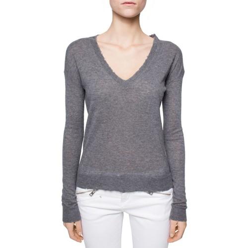 ZADIG & VOLTAIRE Happy Cashmere Sweater