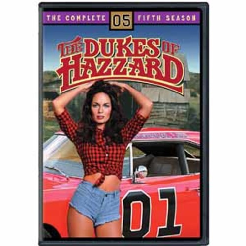 Dukes of Hazzard: The Complete Fifth Season [DVD]