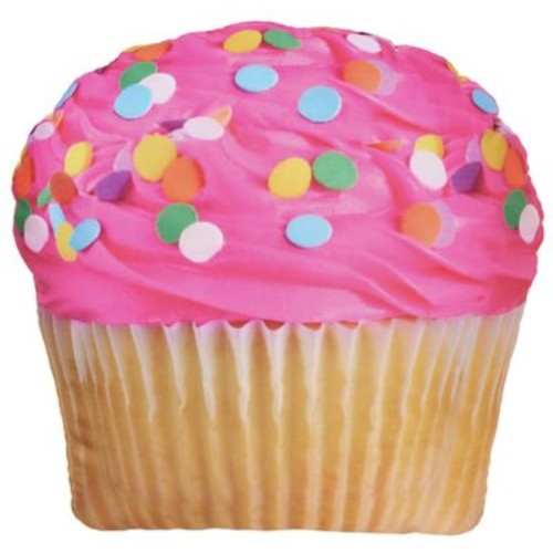 Iscream Icing Cupcake Pillow