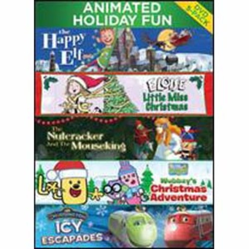 Animated Holiday Fun [5 Discs]