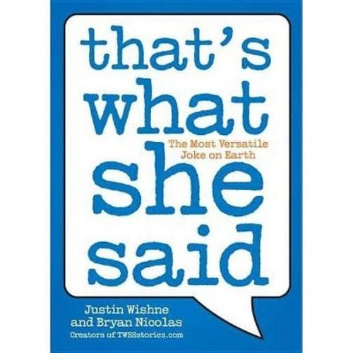 Who Said (Paperback)