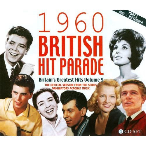 1960 British Hit Parade: Britain's Greatest Hits, Vol. 9, Pt. 2 [CD]