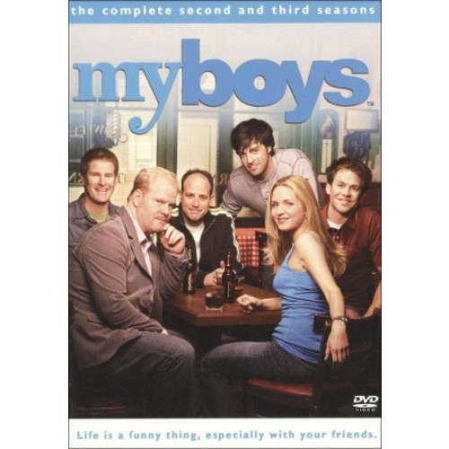 My Boys: The Complete Second and Third Seasons [2 Discs]