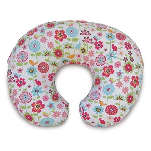 Boppy Nursing Pillow and Positioner, Backyard Blooms [Backyard Bloom]