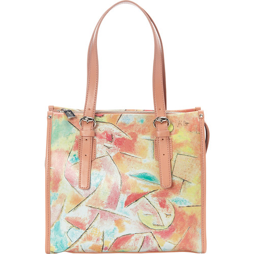 Icon Shoes Mid-Size Tote with Adjustable Straps