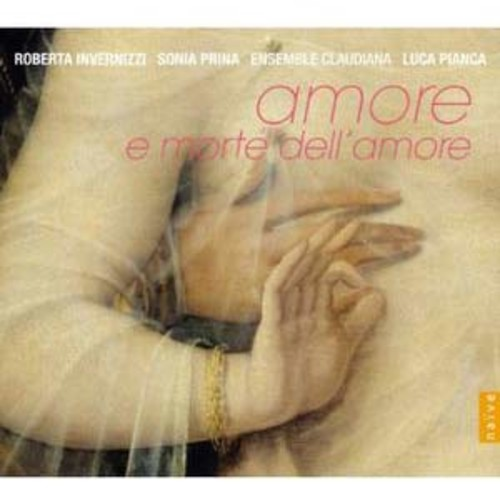 Amore e Morte dell Amore By Sonia Prina (Audio CD)