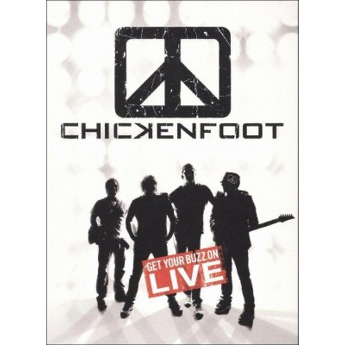 Chickenfoot: Get Your Buzz On - Live DTS/DD2