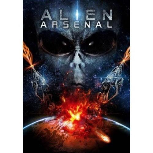 Alien Arsenal [DVD] [1999]
