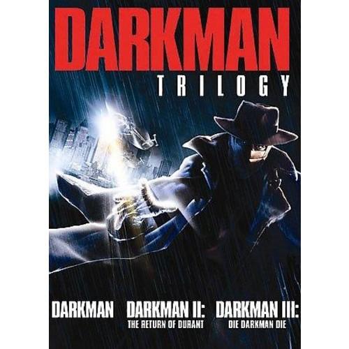 Universal Action & Adventure Darkman Trilogy (DVD)