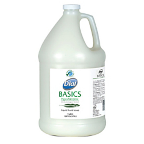 Dial Basics Liquid Hand Soap, 1 Gallon