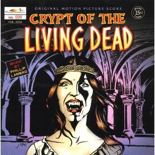Crypt of the Living Dead [Original Motion... - Original Soundtrack - CD