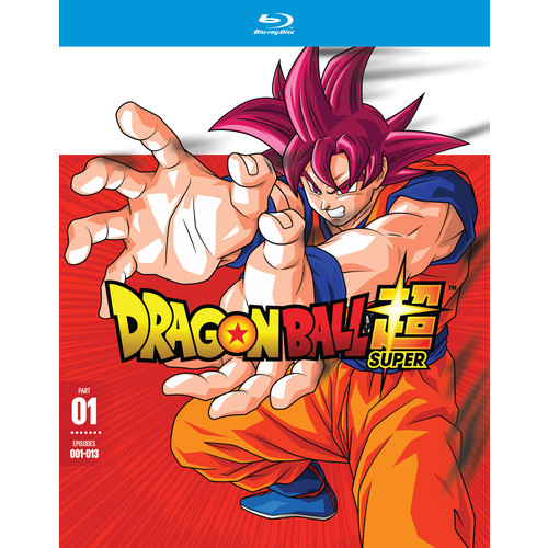 Dragon Ball Super: Part One [Blu-ray] [2 Discs]