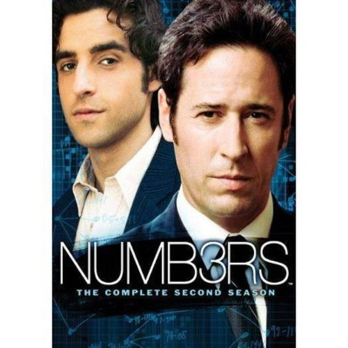 Numb3rs:Complete Second Season (DVD)