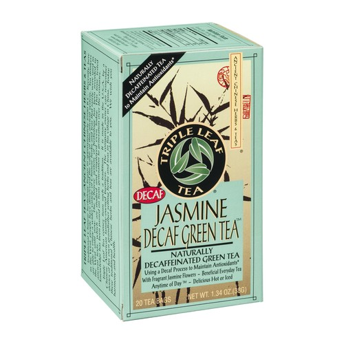 Jasmine Green Tea Decaf, 20 bag