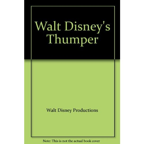 Walt Disney's Thumper
