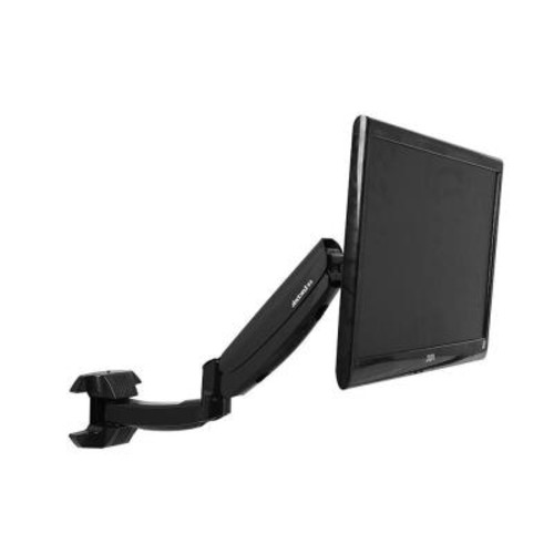 FLEXIMOUNTS Full Motion LCD Arm Monitor Wall Mount for Most 10 in. - 24 in. Flat Panels Screen for Dental Clinic