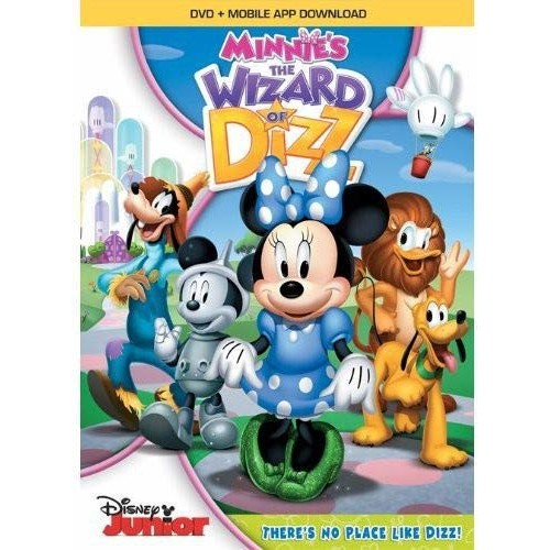 Disney Mickey Mouse Clubhouse: The Wizard Of Dizz