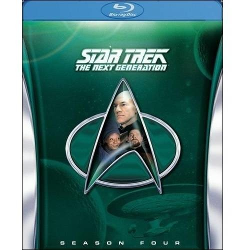 Star Trek: The Next Generation - Season 4 [Blu-ray]
