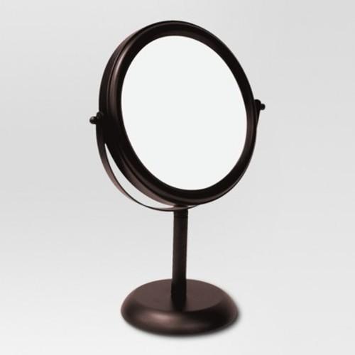 Bathroom Mirror Oil Rubbed Bronze - Threshold