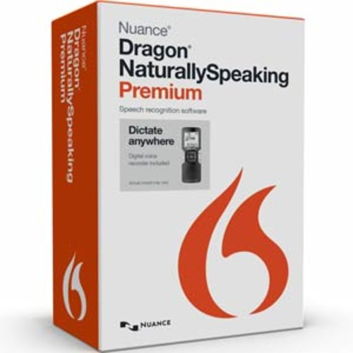 Dragon Premium 13 Mobile ( Recorder)