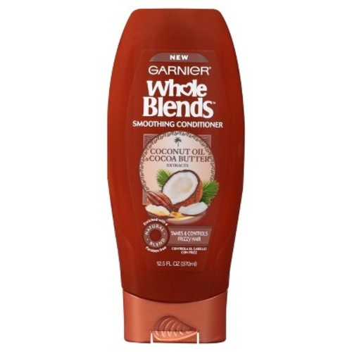Garnier Whole Blends Conditioner with Coconut Oil & Cocoa Butter Extracts 12.5 FL OZ