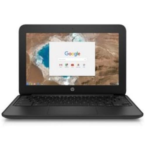 HP Chromebook 11 G5 Education Edition - Intel Celeron N3060 Dual-Core Processor, 1.6GHz, Chrome OS, 4GB LPDDR3, 16GB eMMC, 11.6