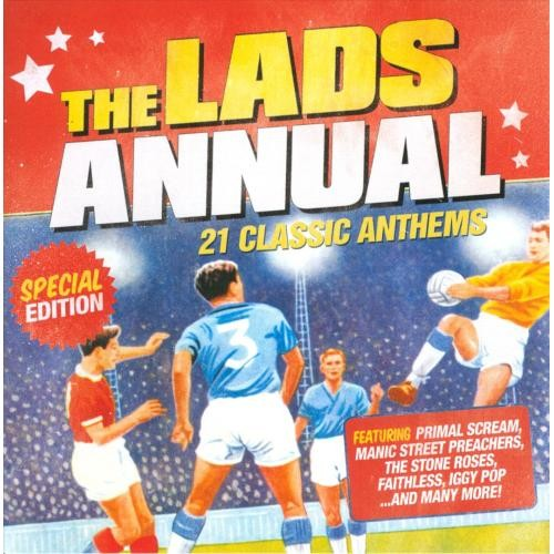 The Lads Annual [CD]