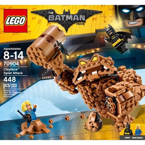 LEGO - The LEGO Batman Movie: Clayface Splat Attack