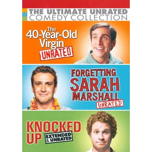 Ultimate Unrated Comedy Collection [WS] [7 Discs] [DVD]